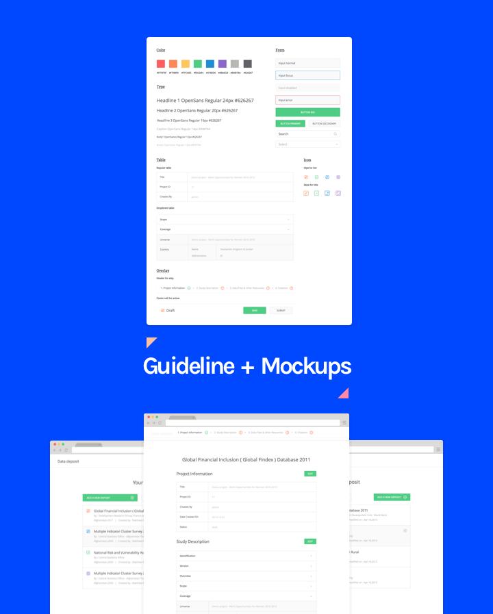 guideline/mockup