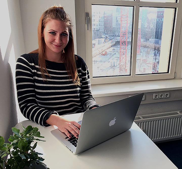 Dominika Berlin Operations Manager