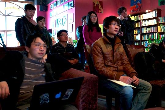 Drupal meetup in Chengdu