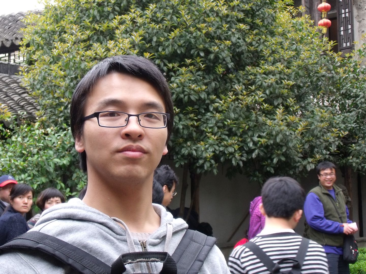 Welcome, Fred, our Backend Developer in Shanghai.