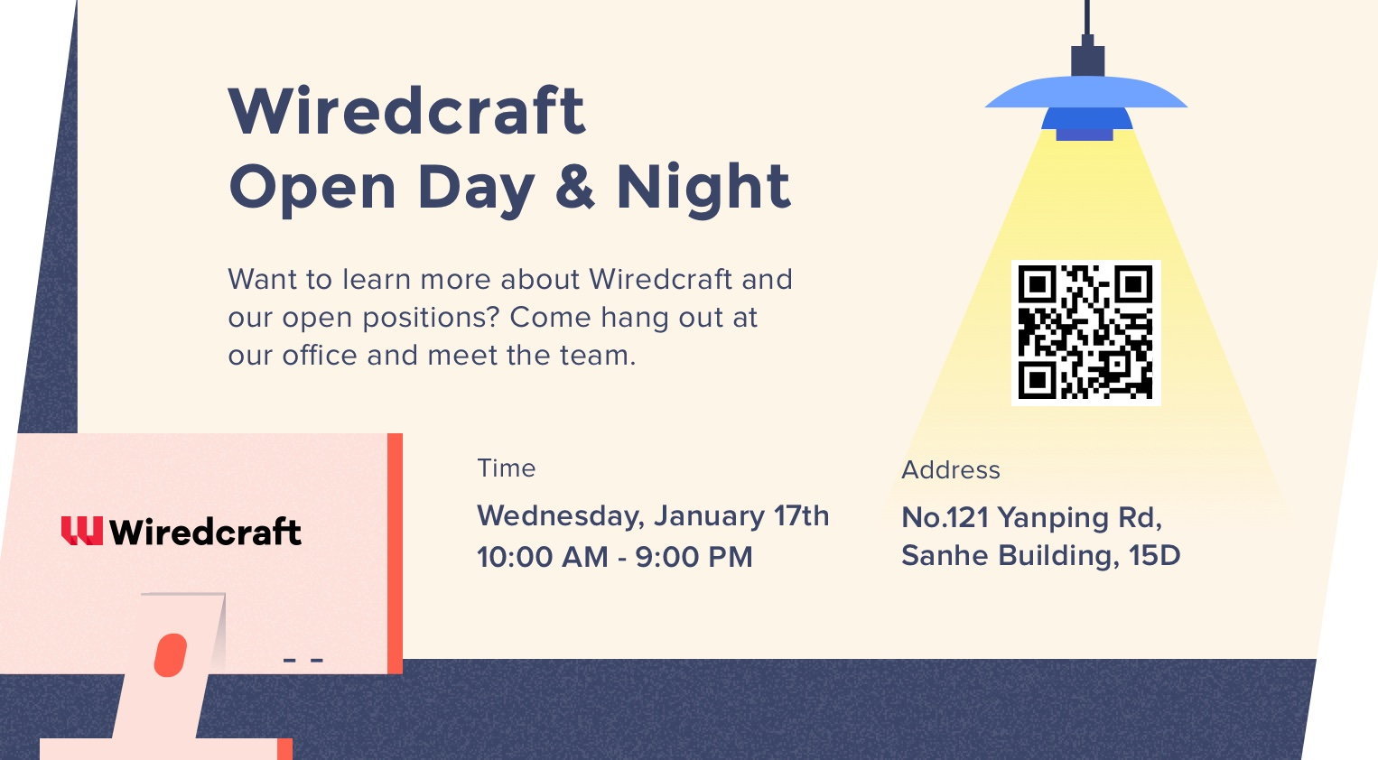 Wiredcraft Open Day