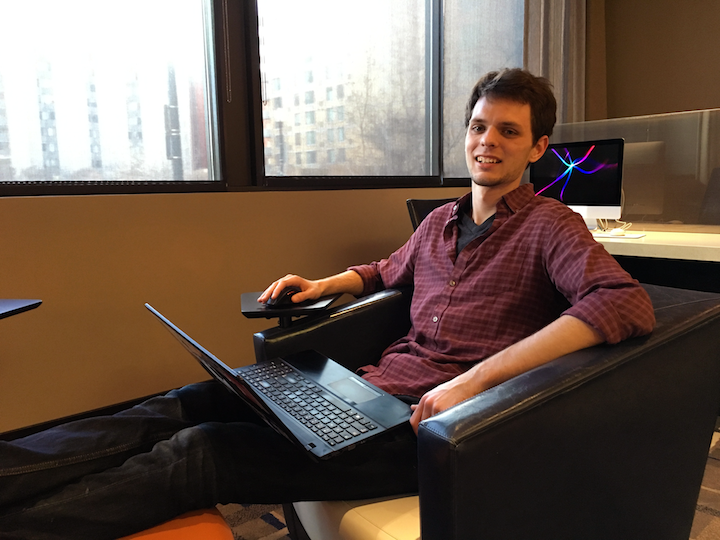 Jonathan joins Wiredcraft's marketing and business development team