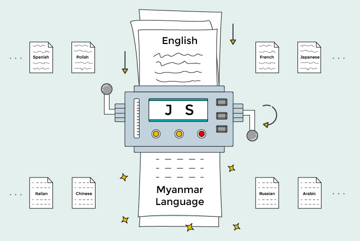 Using JavaScript for Translation