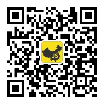 Wechat QR code for JSConf China, NingJS