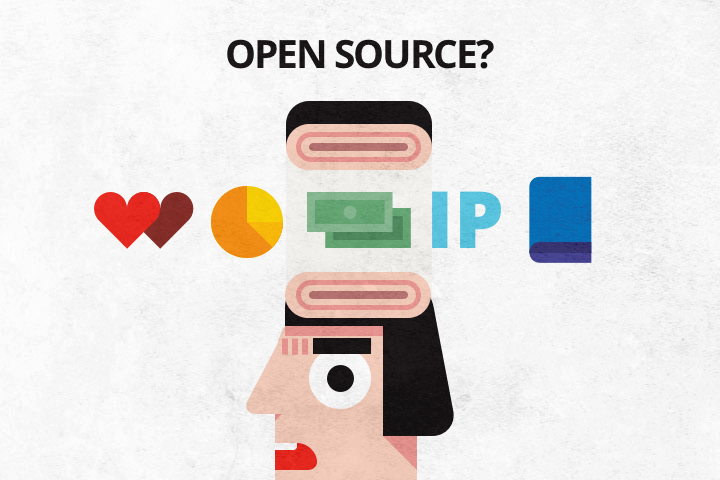 Illustrations of concerns about Open Source Software