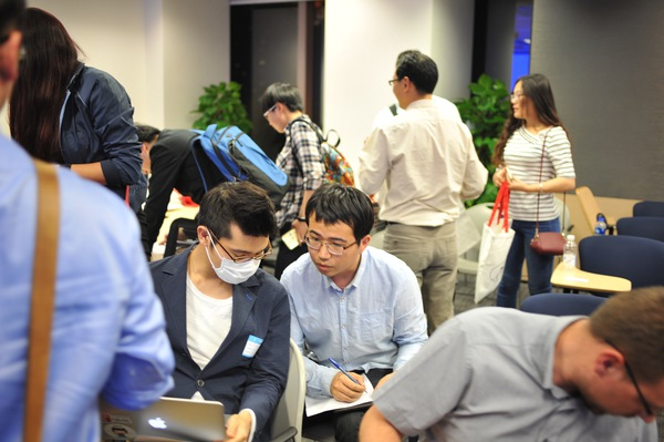 The first Docker meetup in Shanghai we hosted with Microsoft was a huge success!