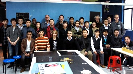 Drupal meetup in Shenzhen