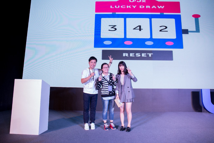 Lucky Draw winners get 10 sketch licenses, 3 Udacity coupons and FeiYue shoes