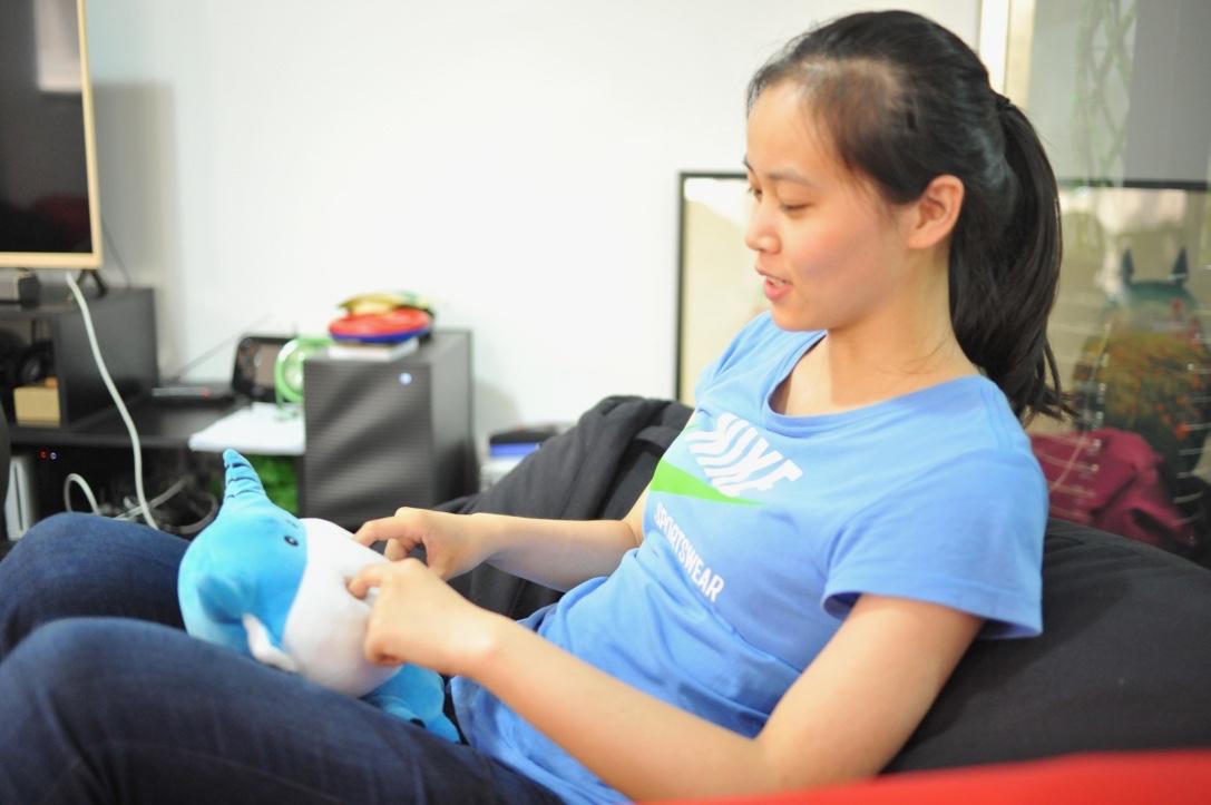 Welcome Vera, our new QA intern