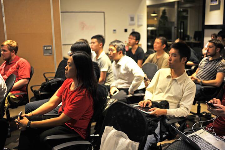 JavaScript Meetup